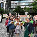 Kein Patent auf Bier