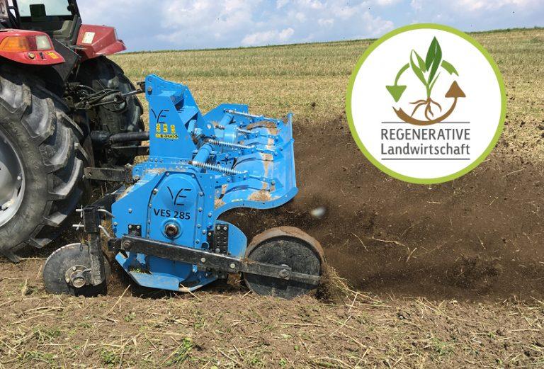 Regenerative Landwirtschaft - Bodenbearbeitung - Feldtag