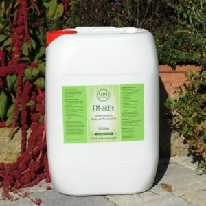 EM-aktiv Landwirtschaft - 25 Liter