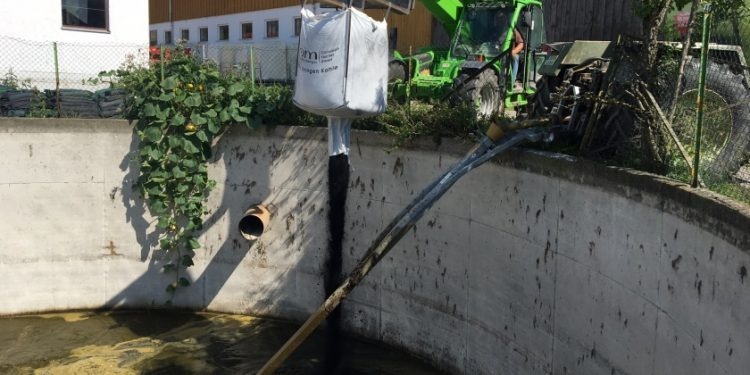 Gülleaufbereitung-Rosenheimer-Projekt