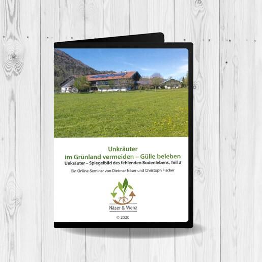 Unkräuter im Grünland vermeiden Gülle beleben Teil3 EM-Chiemgau