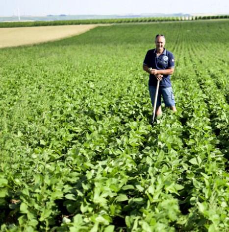 Armin Meitzlers Vortrag über Regenerative Landwirtschaft