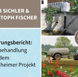 Erfahrungen Gülle mit EM - Videobericht Jakob Sichler